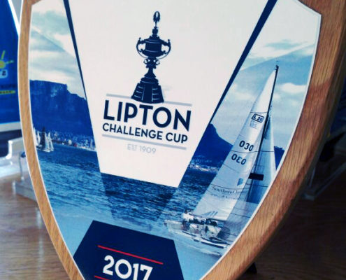 Lipton Cup Trophy