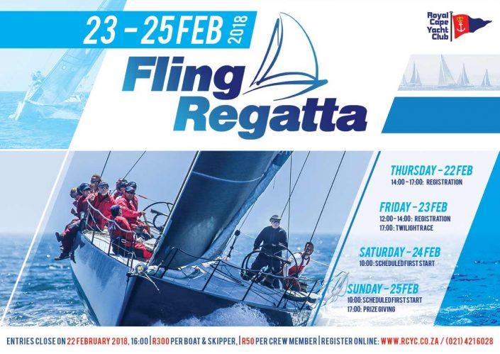 Fling-Regatta-Poster