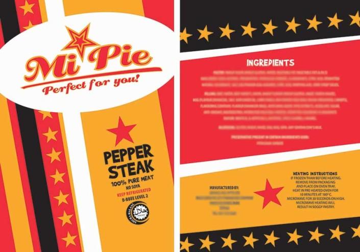 Mie Pie