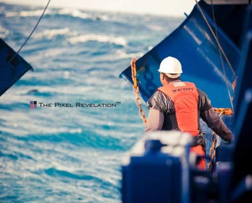 deep sea trawler