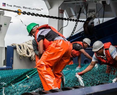 deep sea trawling